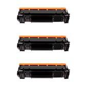 3x Toners Compatível p/ Hp M15w M28w Laserjet 48a M28a Cf248