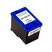 Cartucho Compatível P/ Hp 22xl F4180 D2460 D1460 D1560 J3680 F380