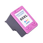 Cartucho Compatível P/ Hp Photosmart C4680 60 Xl F4480 D1660 Color