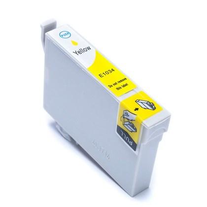 Cartucho de Tinta Compatível Epson T1034   Compatível - Amarelo - 14ml