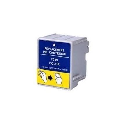 Cartucho de Tinta Compatível Epson T39   Compatível - Colorido - 9ml