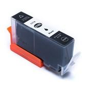 Cartucho de Tinta Compatível Hp 670XL   Compatível - Preto - 20ml