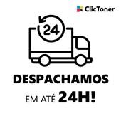 Cartucho de Tinta Compatível TO631 Preto - 13ml