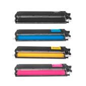 Kit 4x Compatível p/ Brother Tn210 Hl8070 Hl3040cn Mfc9010cn