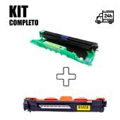 KIT COMPATÍVEL DR1000/1060 10K + TN1000/1060 1K