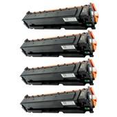 Kit Compatível p/ Hp M254dw M281fdw M254 Laserjet Pro 202a