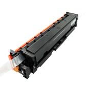 Toner Compatível CF500A M254 M281 Chip Novo Preto 1.4k